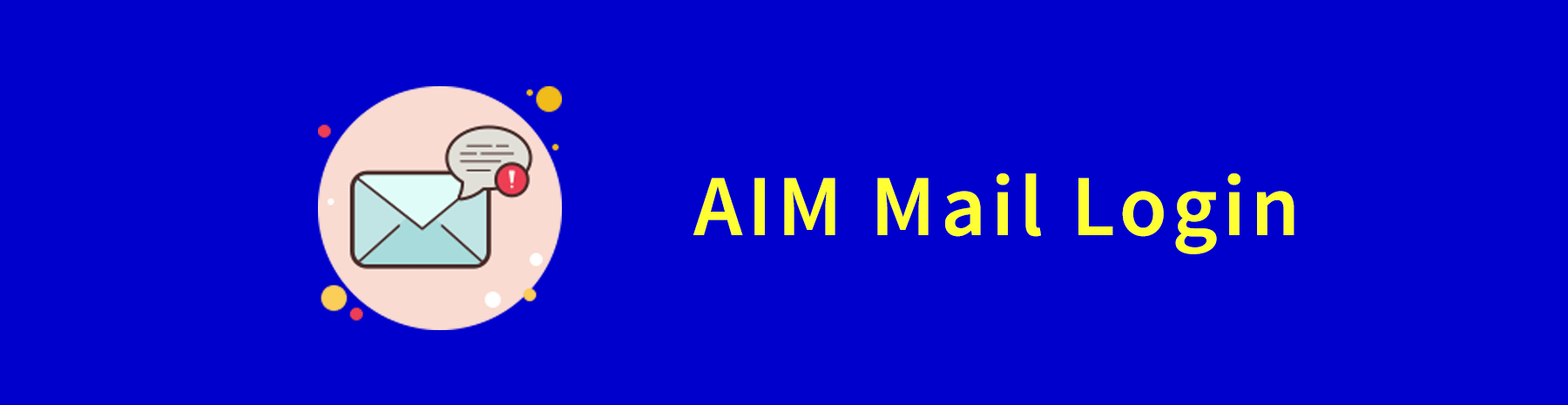AIM Mail Login