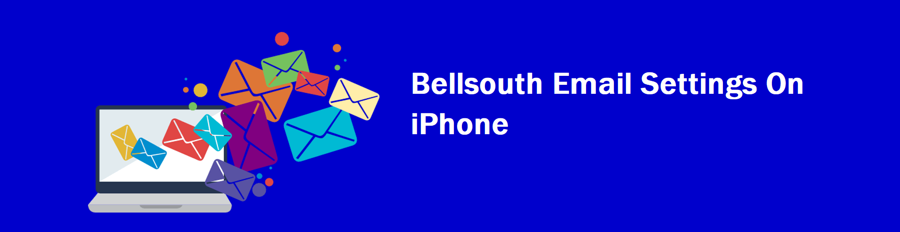 Bellsouth Email Settings On iPhone