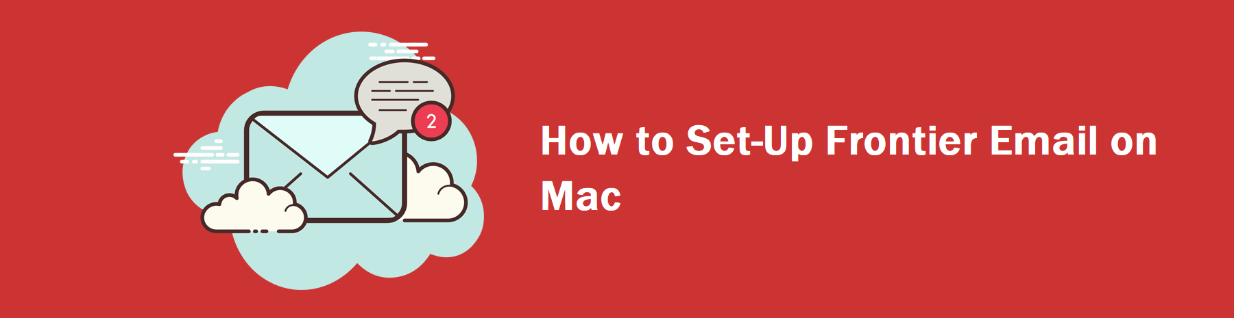 How to Set Up Frontier Email on Mac, frontier mail setup mac,