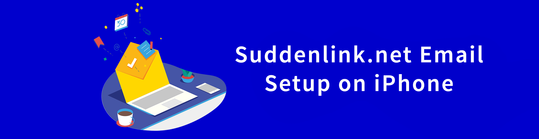 Setup Suddenlink Email on iPhone