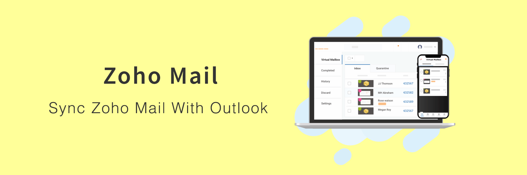 How To Sync Zoho Mail With Outlook