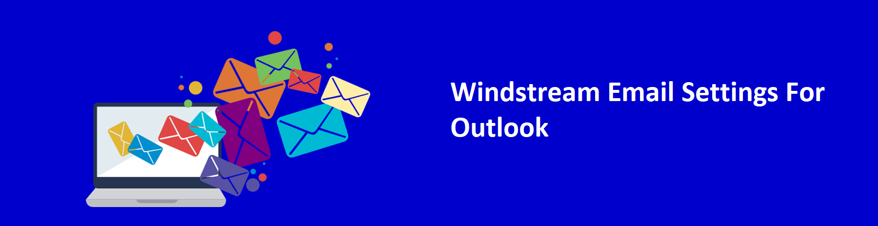 Windstream Email Settings Outlook