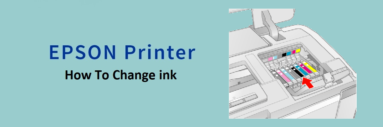 How To Change ink on A Epson Printer