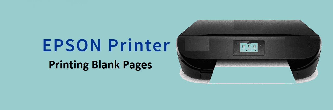 Fix Epson Printers Printing blank pages